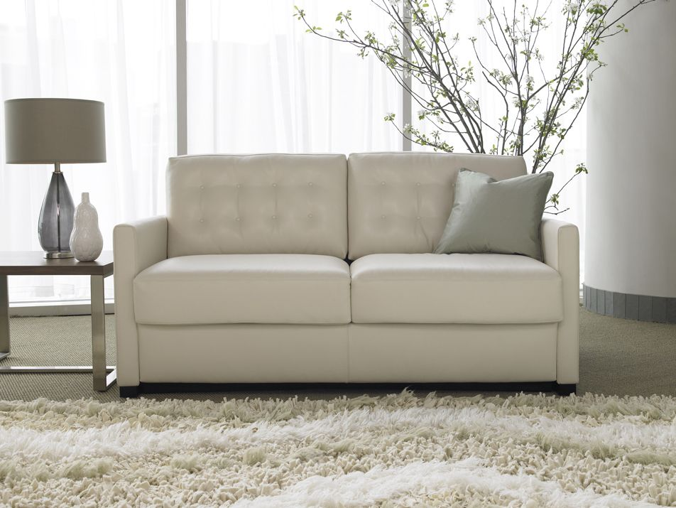 If The Patterson Were Just A Sofa You D Probably Think That It S One Of The Prettiest Classic S Comfort Sleeper American Leather Modern Scandinavian Furniture