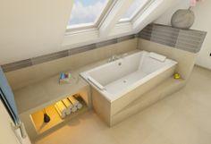 staudamm neben der badewanne badezimmer badezimmer bad und baden. Black Bedroom Furniture Sets. Home Design Ideas