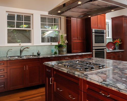 Moving The Cooktop From The Roomu0027s Perimeter Countertops To A New Location  On The Center Kitchen Island Has Become A Common Remodeling Solution.