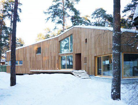 ZDA - Zanetti Design Architettura - Residenza a S. Pietroburgo