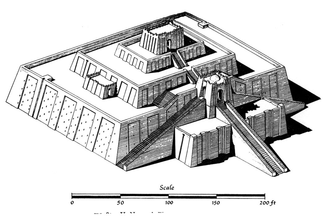 early near east architecture mesopotamia 50002000 bc