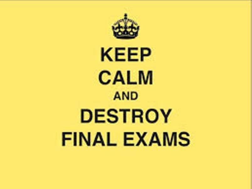 This Article Will Help You Get Through Finals Week Odyssey Cool Finals Quotes