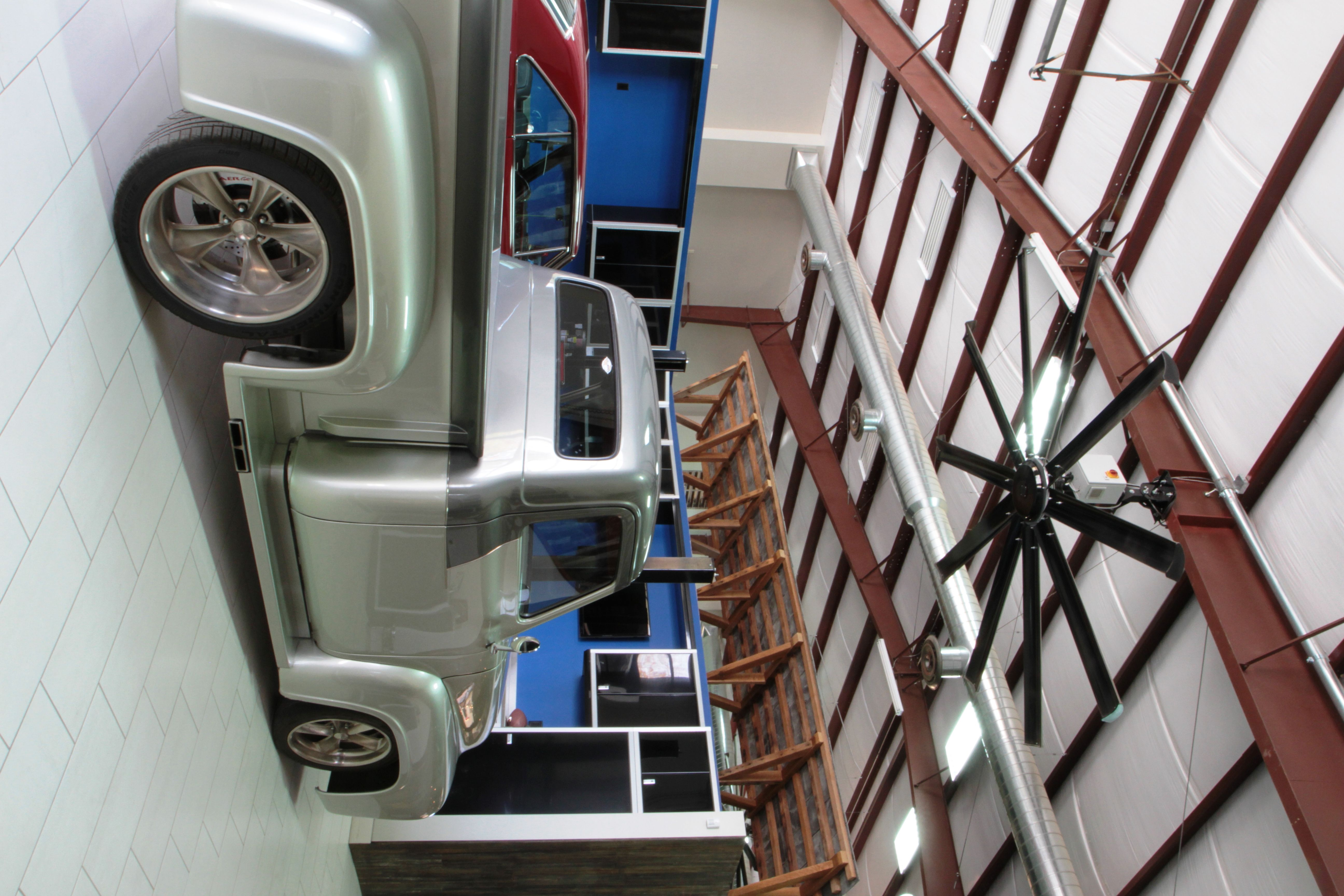 Luxury Steel Garages by Bunger Steel in AZ. Click on the
