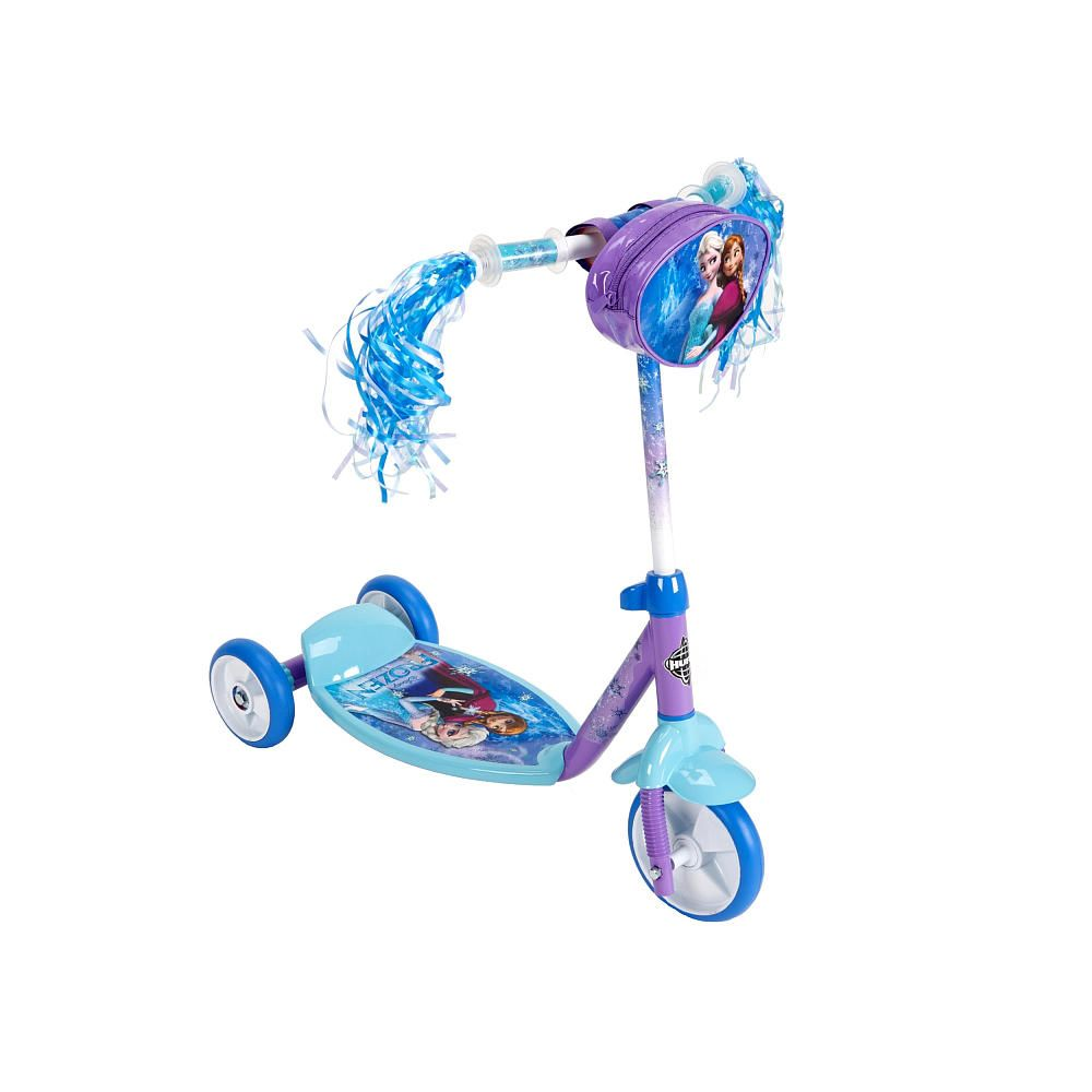 Huffy Disney Frozen 3 Wheel Scooter Huffy Toys R Us