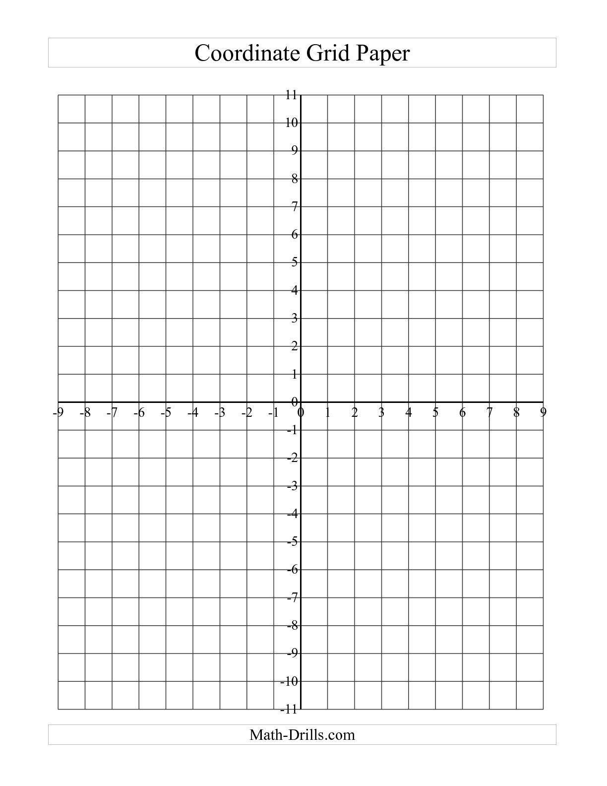 4 Graph Paper Worksheets Simple In