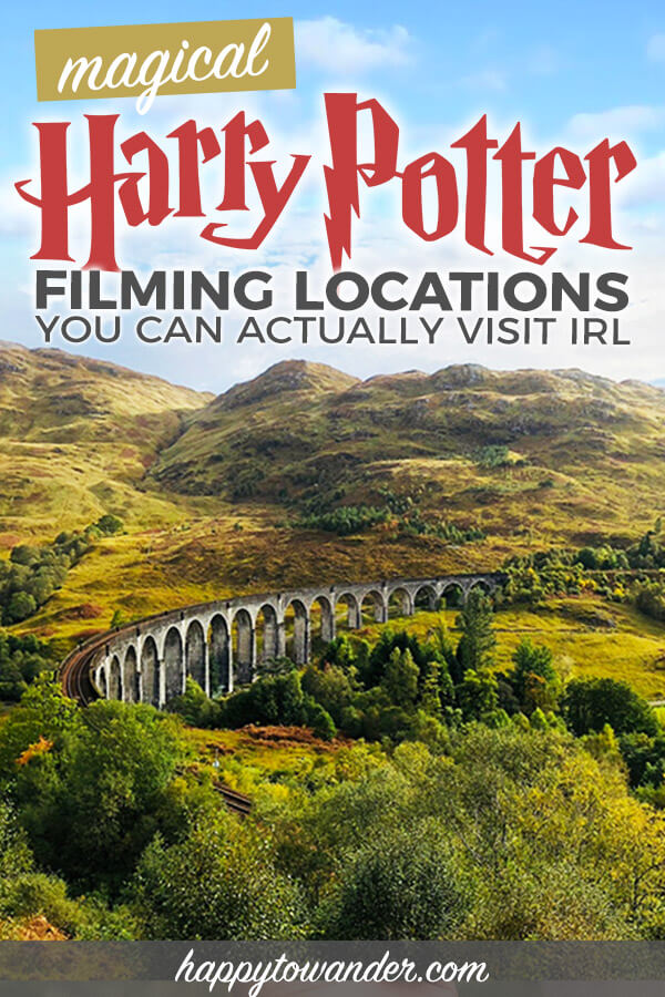 60 Harry Potter Filming Locations You Can Visit The Ultimate List In 2020 Harry Potter Filming Locations Filming Locations Travel