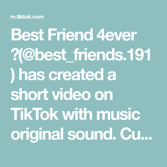 Best Friend 4ever Best Friends 191 Has Created A Short Video On Tiktok With Music Original Sound Cute Louis Tomlinson One Direction Edits You Are Perfect