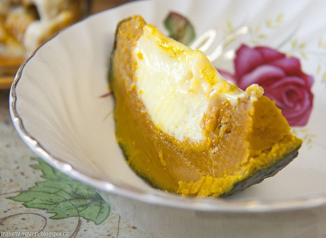 This Cambodian dessert is called Sankya Lapov.  | Pinterest
