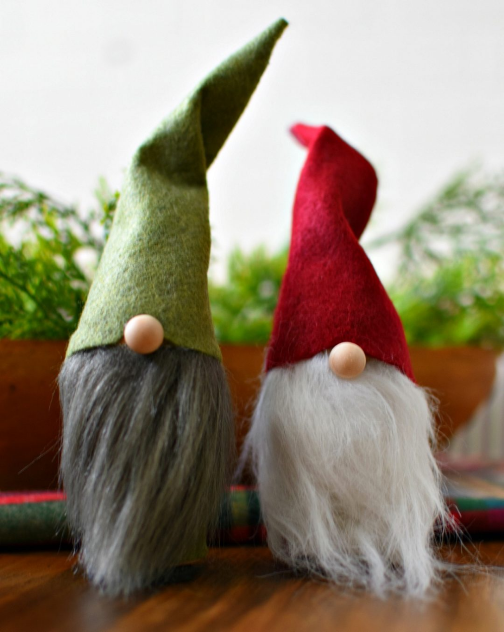Easy as Magic DIY Nordic Christmas Gnomes Scandinavian