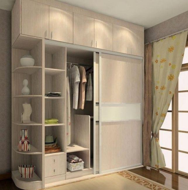 15 modele de dulapuri pentru dormitor   Living room design ...