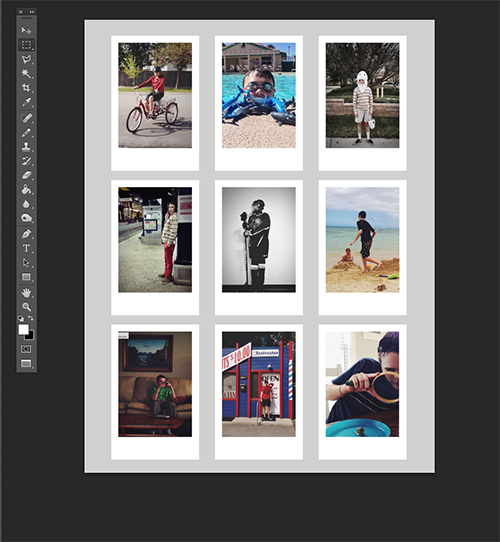 Free PDS file for making your own Instax Mini photos | natalme ...
