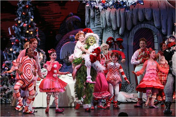 How The Grinch Stole Christmas Musical.Dr Seuss How The Grinch Stole Christmas The Musical I