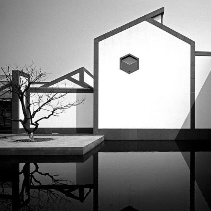 Modern Chinese Interior Design: Suzhou Museum - Google Search