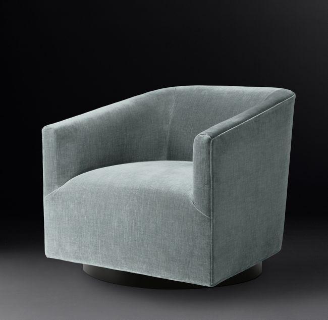 Tremendous 1950S Italian Shelter Arm Swivel Chair Oak Base Laurel Creativecarmelina Interior Chair Design Creativecarmelinacom