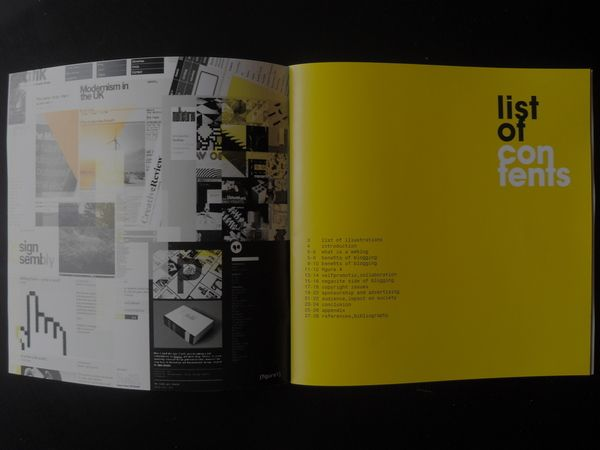Dissdraft Book Format Layout Dissertation Graphic Design