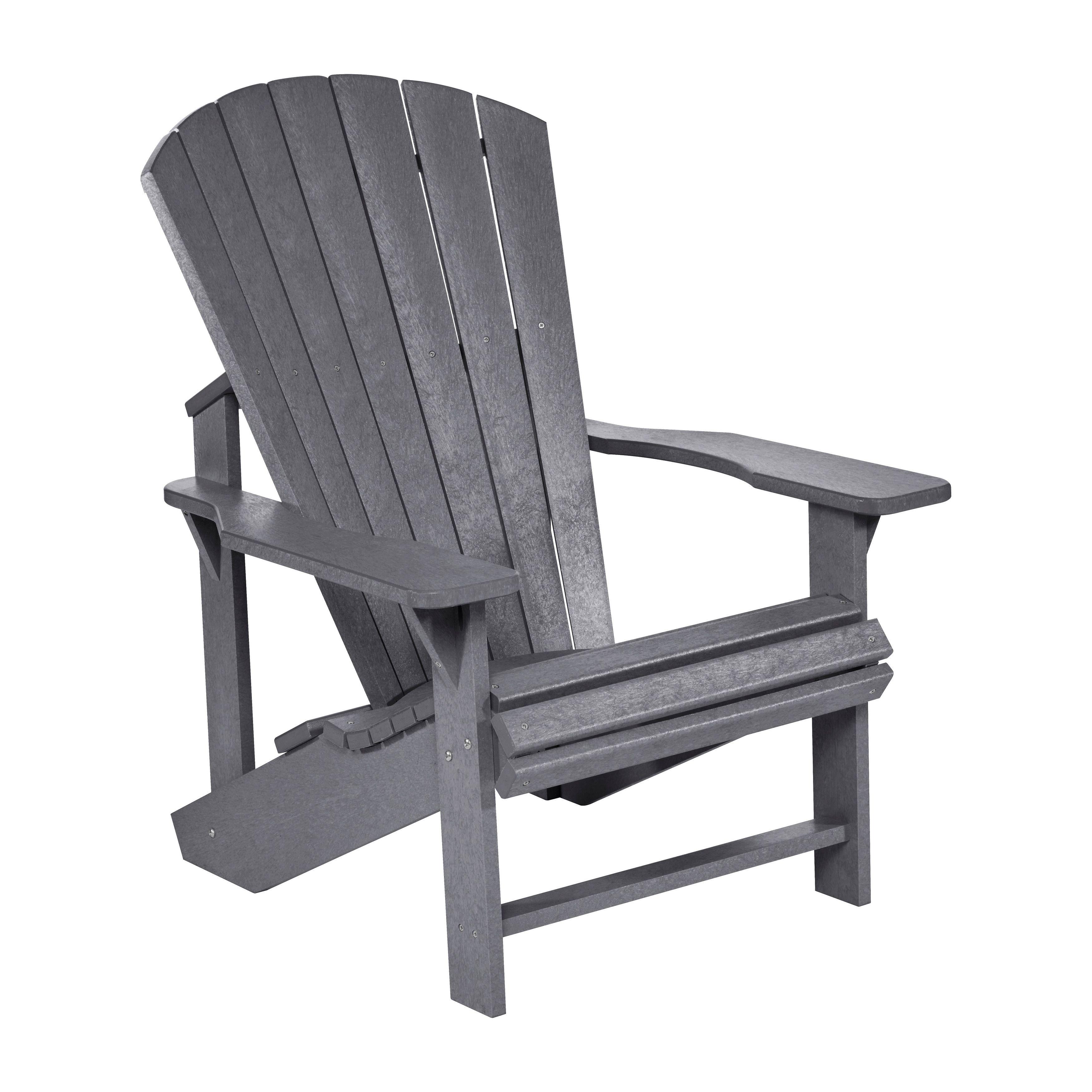 C.R. Plastics Generation Adirondack Chair (Weather
