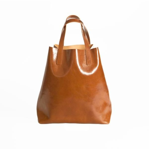 Molly Simple Leather Per Honey Misoui