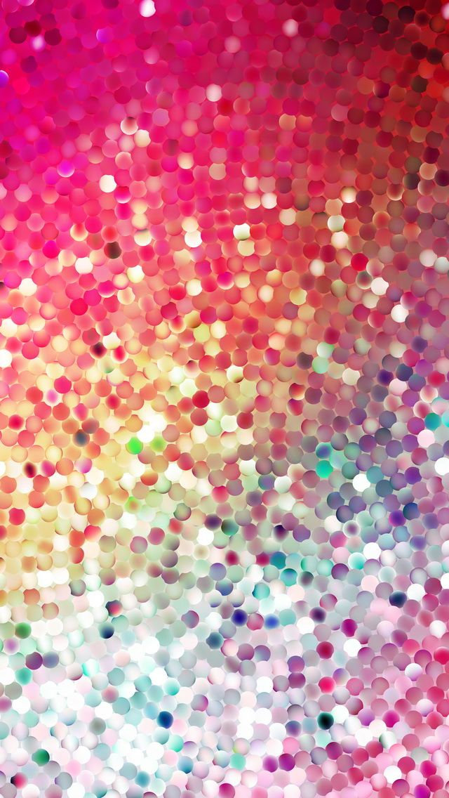 Colorful Glitter Tap To See Iphone Glitter Sparkle Wallpapers