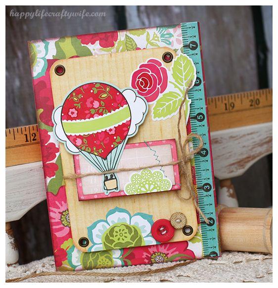 This and That Echo Park card - Designed by Tamara Tripodi - www.happylifecraftywife.com