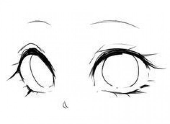 This Is What I Use To Draw Eyes Cutedrawing Cute Drawing Eyes Anime Drawings Sketches Anime Eye Drawing Anime Drawings Tutorials