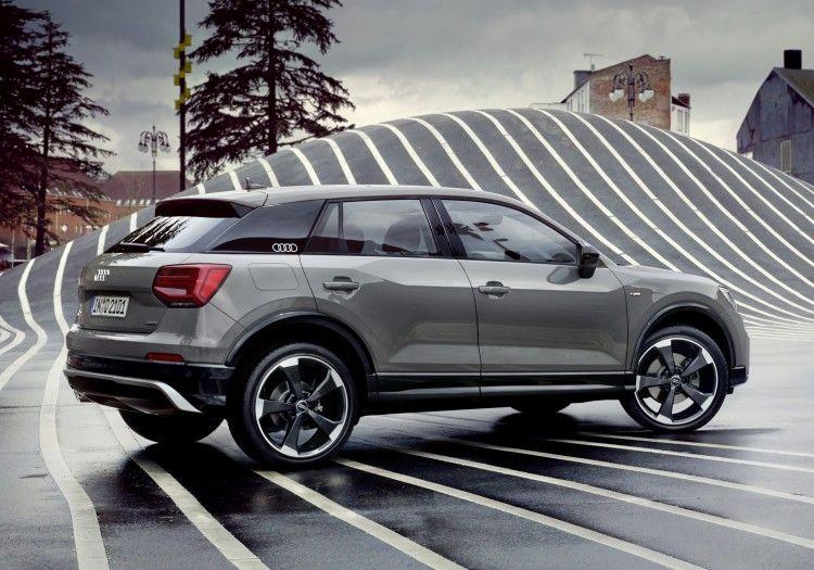 Klein Und Cool Das Sondermodell Edition 1 Vom Audi Q2 Audi Audio De Automoviles Cosas De Coche