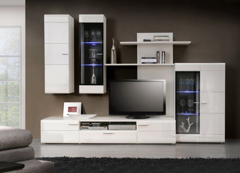 Mueble apilable de salon blanco decoraci n pinterest for Mueble apilable salon