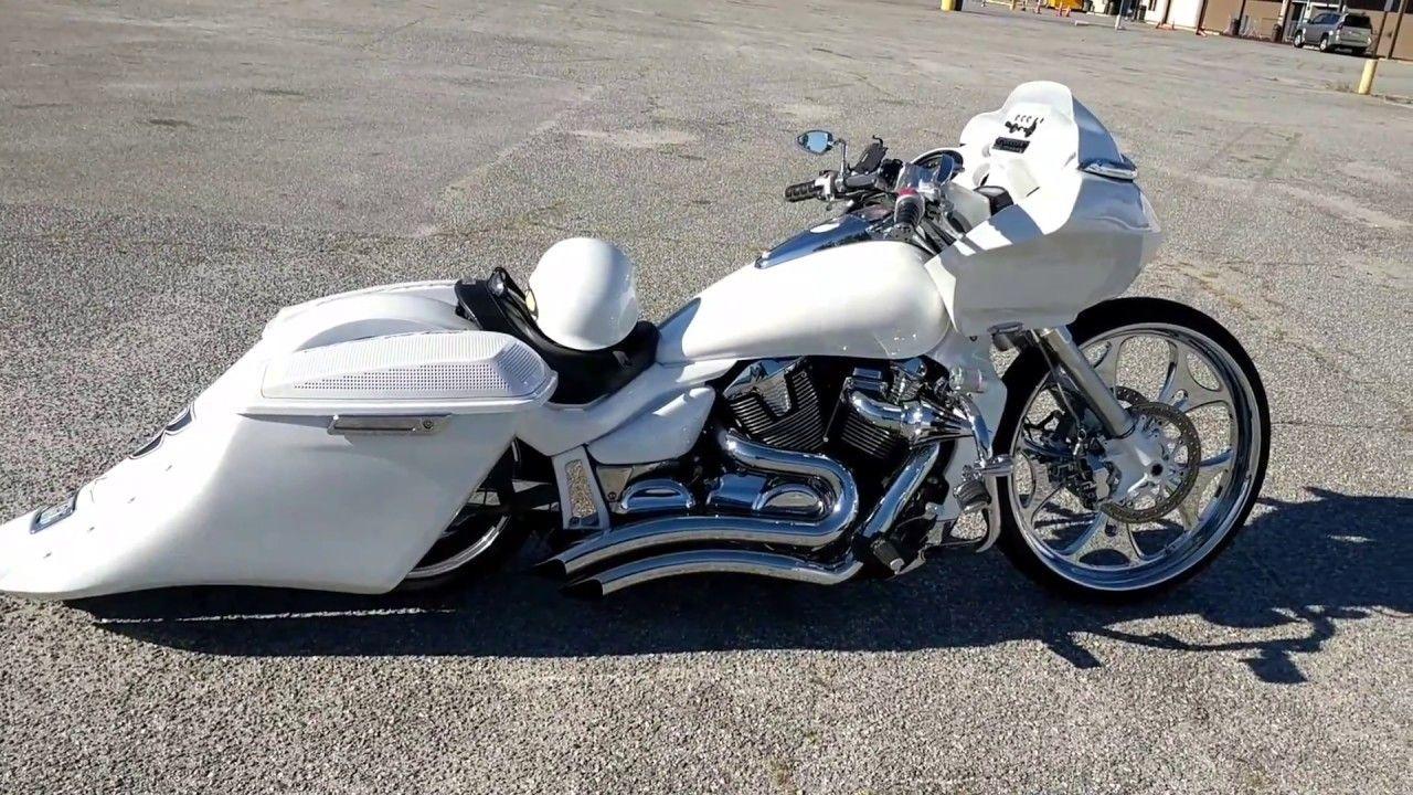 2008 Suzuki Boulevard M109r custom bagger Bagger Motorcycle, Custom Baggers