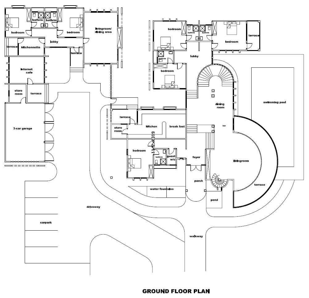 Modern Castle Floor Plans Find House Plans Castle Floor Plan Floor Plans Mansion Floor Plan
