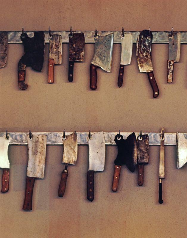 décor / rustic | moodboard - butcher shops | pinterest