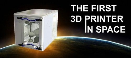 NASA has contracted a company called Made In Space to develop the first 3D printer to work in microgravity. They plan to use it aboard the International Space Station to readily print and recycle tools and spare parts on demand.