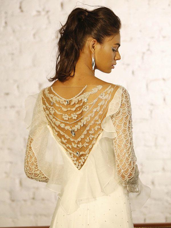 Vestido de noiva | Inauguração Atelier Carol Hungria em SP - Portal iCasei Casamentos