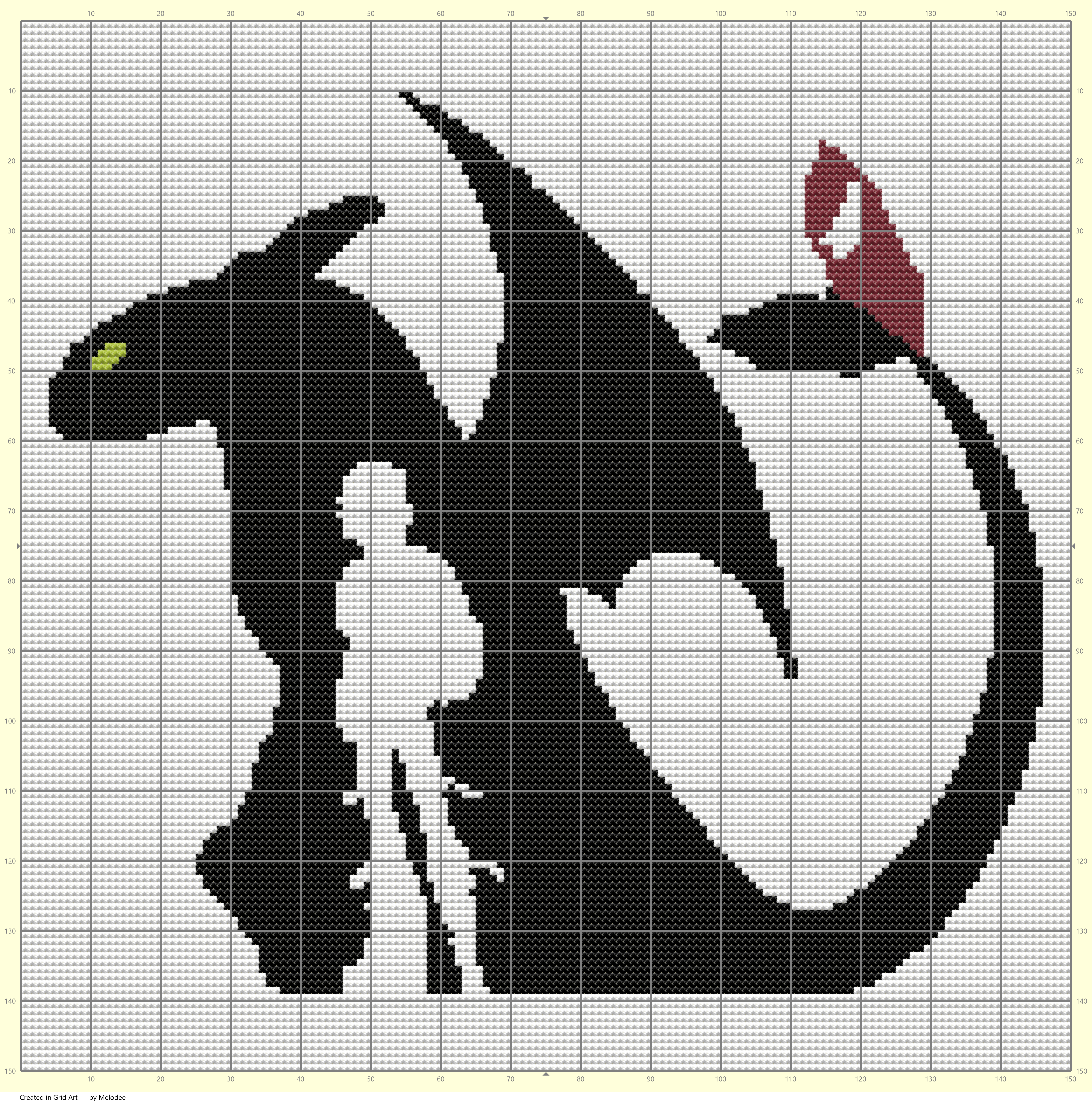 Cross Stitch How to Train Your Dragon Toothless and Hiccup ...