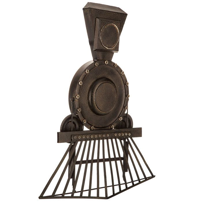 Get Rustic Train Metal Wall Decor Online Or Find Other Wall Art Products From Hobbylobby