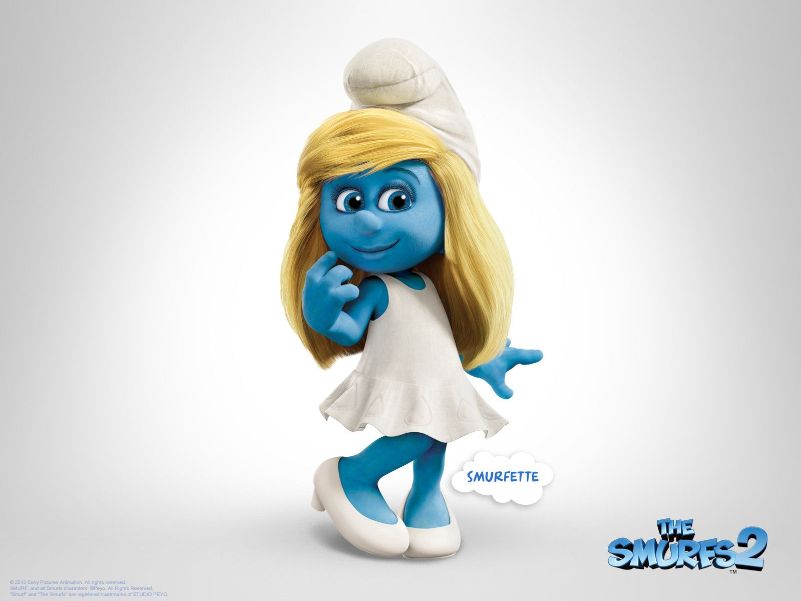 katy perry smurfette in the smurfs 2 wallpaper - http://bgwall
