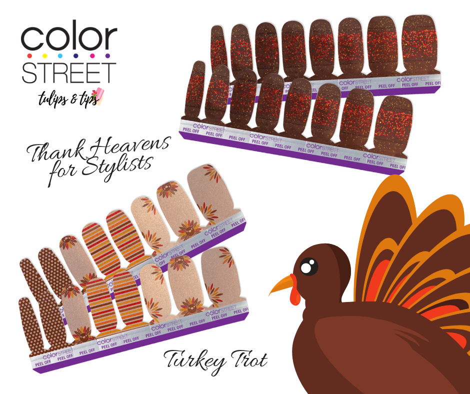Give thanks this Thanksgiving! Color Street to celebrate ...