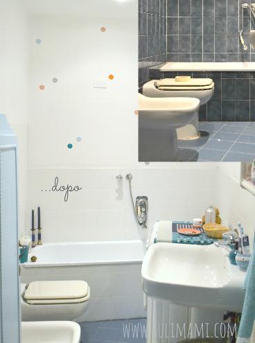 Miniguida step by step per dipingere le piastrelle del bagno ma anche della cucina o della - Cosa fare per andare in bagno ...