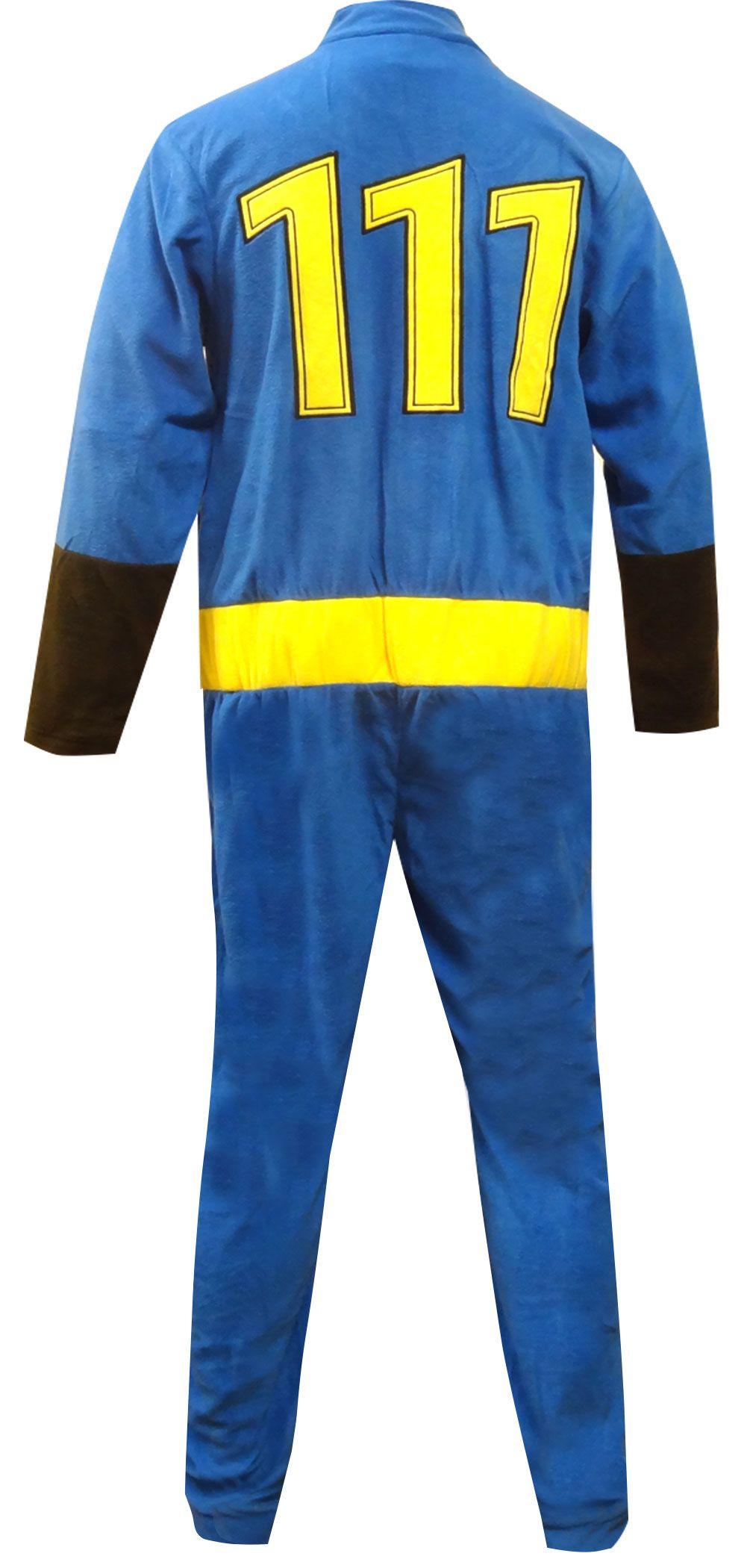 WebUndies.com Fallout Jumpsuit Union Suit Onesie Pajama  b9974f1c7