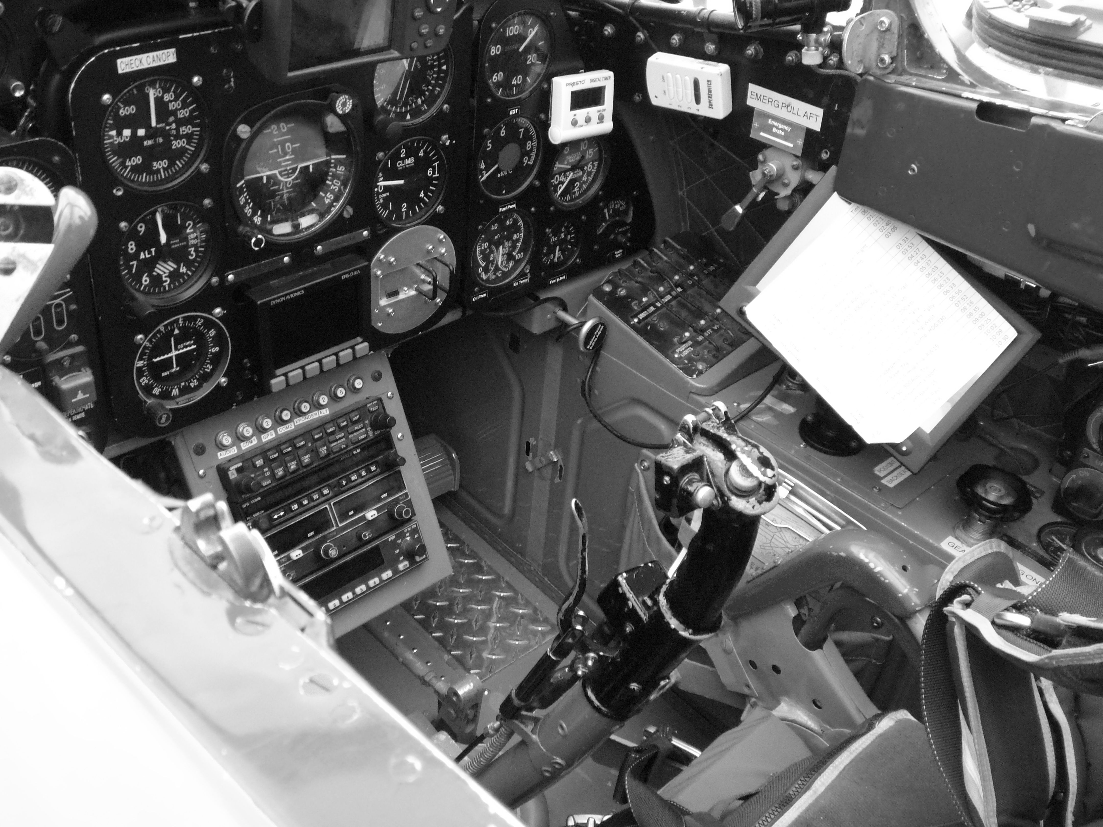 Gears of the Airplane