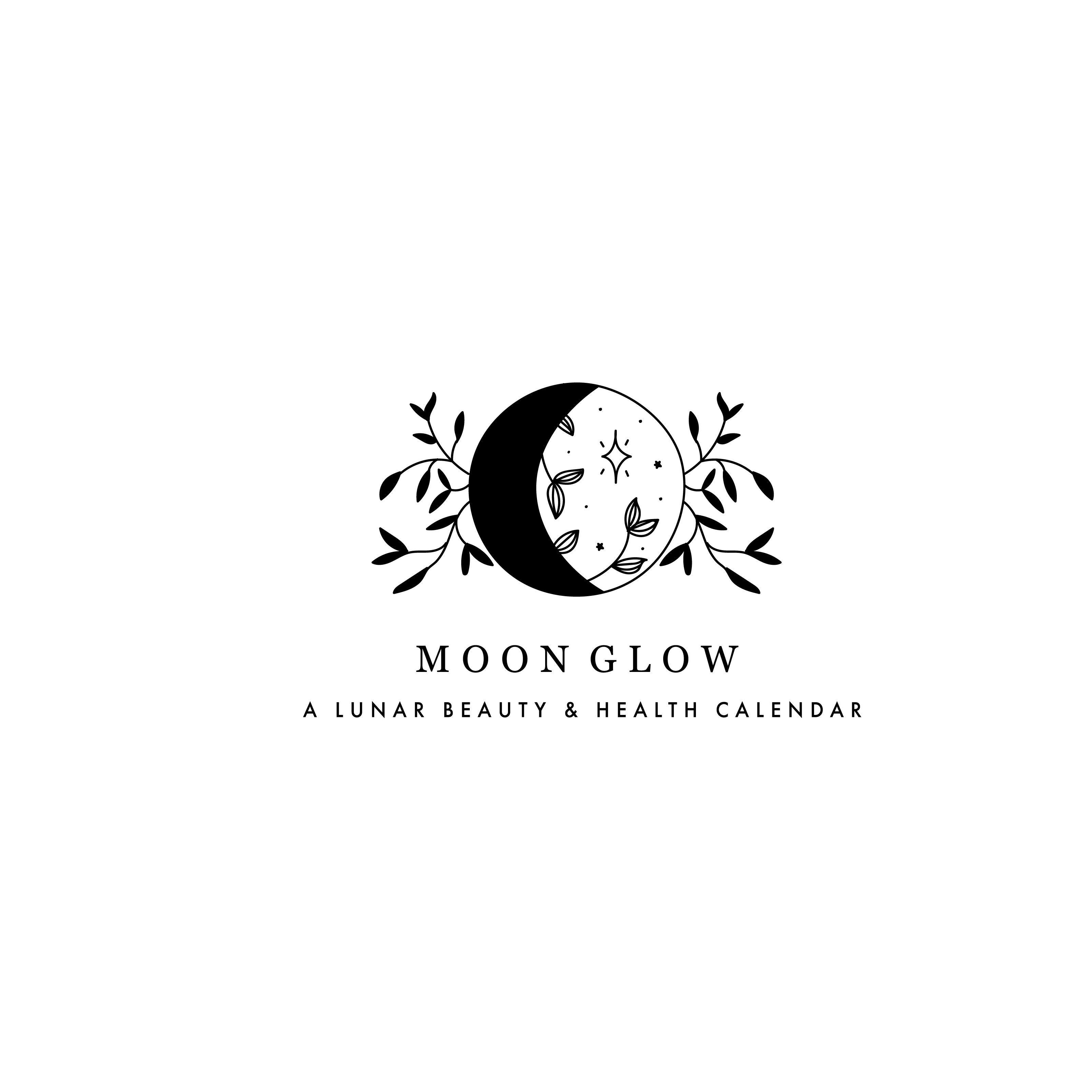 Photo of Premade Logo Design Moon Feminine Yoga Minimalist Circle Brand Package Whimsical Round Custom Logo Design Moon Shine with Etsy Cover