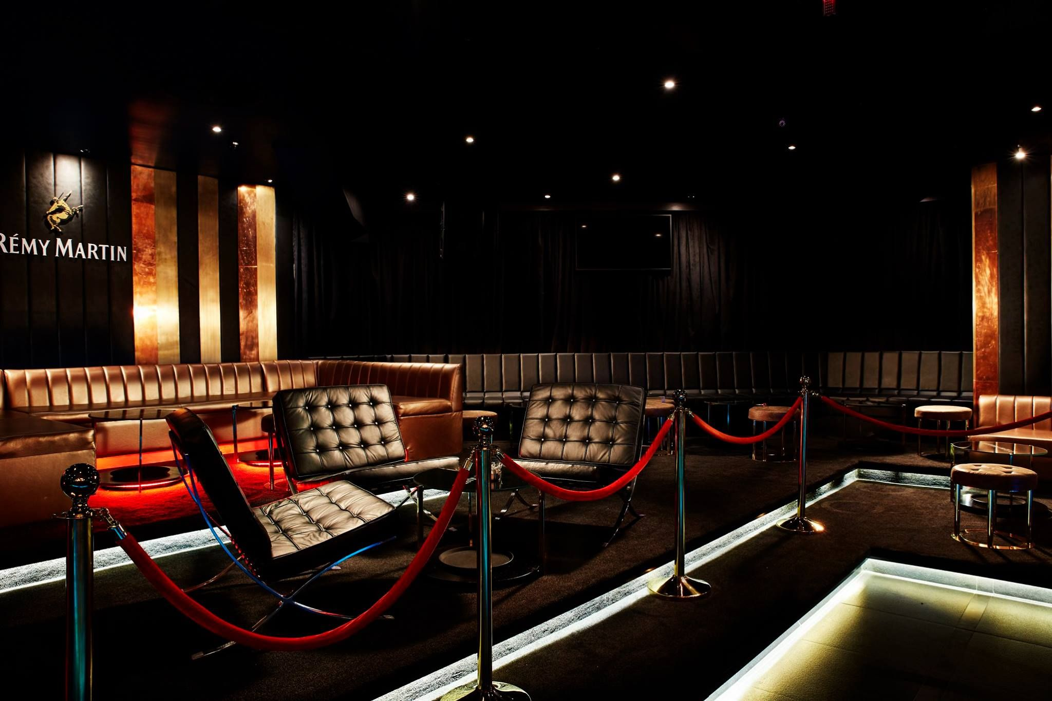 Studio A Signature Projects Pretoria South Africa VANITY Club - Bar design tribe hyperclub by paolo viera