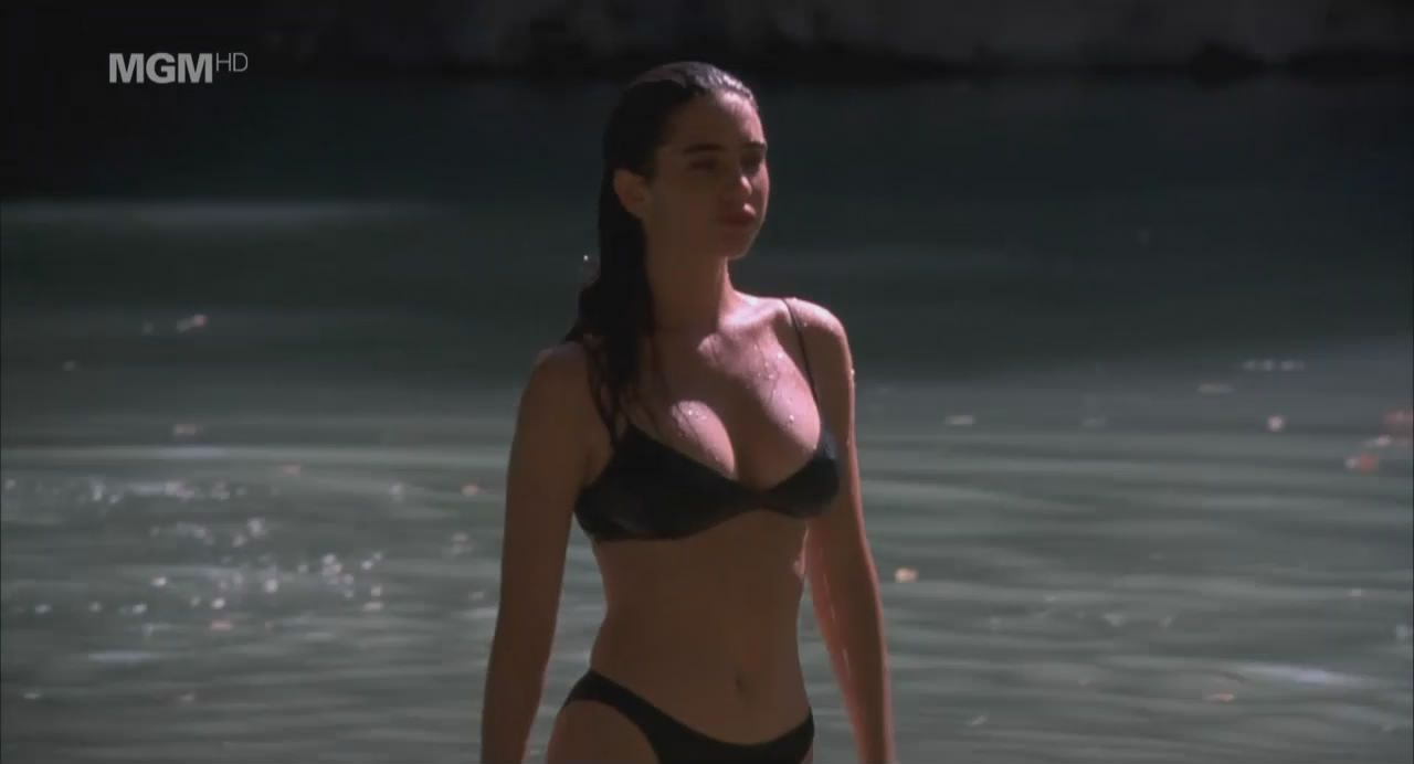 Jennifer Connelly Sexy In The Hot Spot Jennifer Connelly
