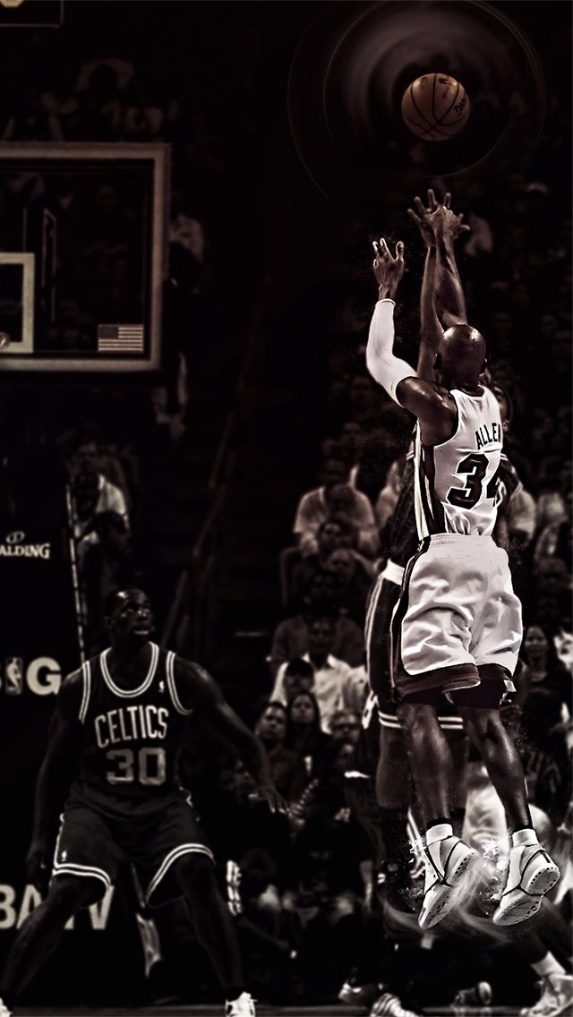 Lebron James The Iphone Wallpapers Lebron James Lebron James Wallpapers Ray Allen