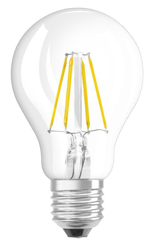 Osram Led Lampe E27 Retrofit Classic A 4w 40 Watt Ersatz Led