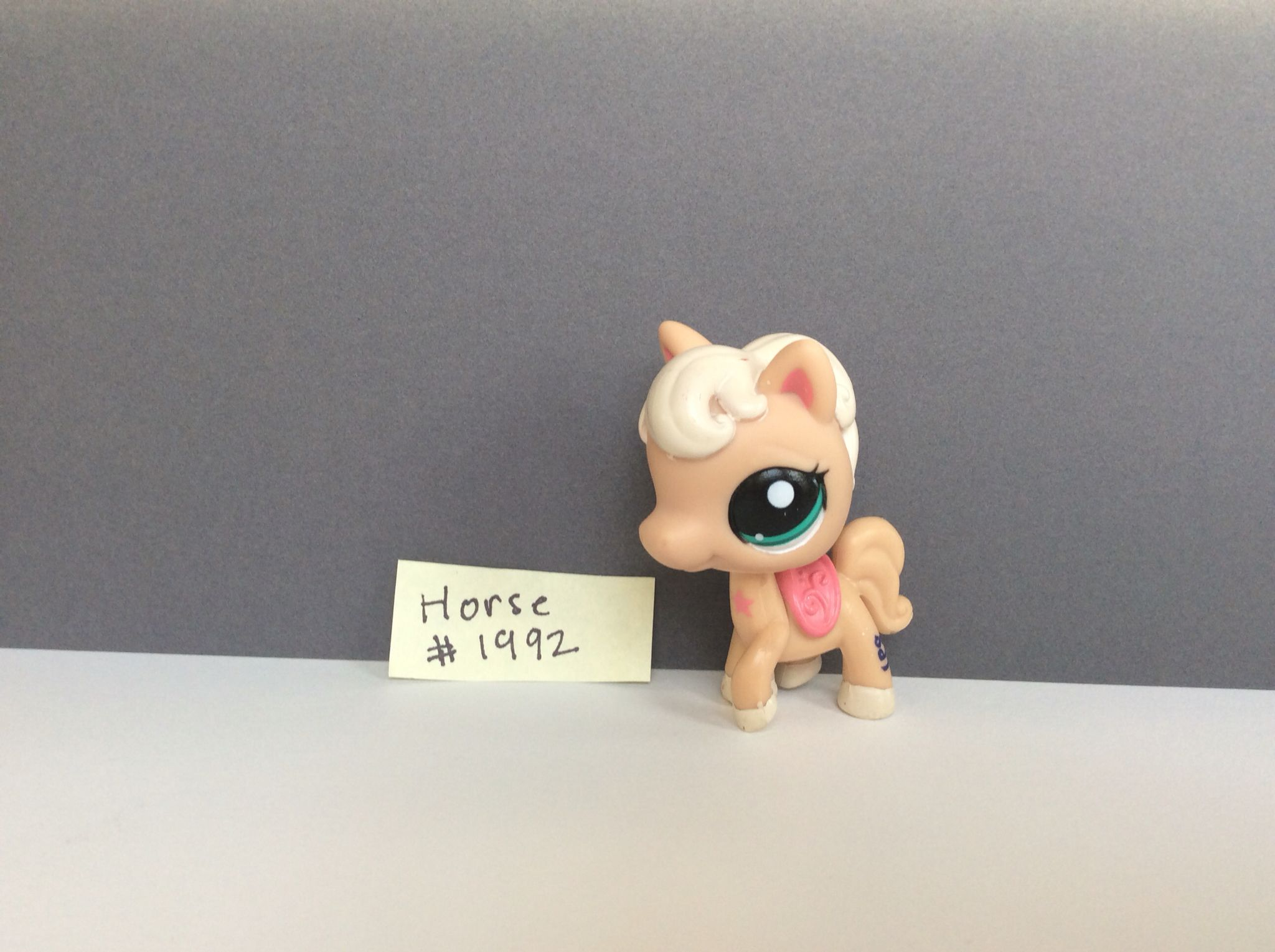 Horse #1992