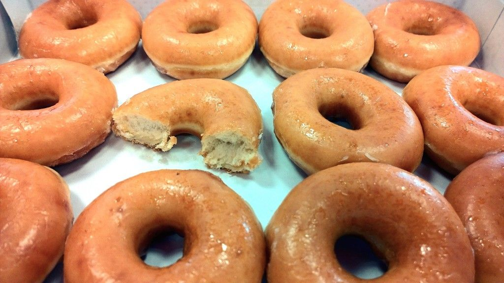 Let These Krispy Kreme Copy Cats Just Melt in Your Mouth! YUMMMM
