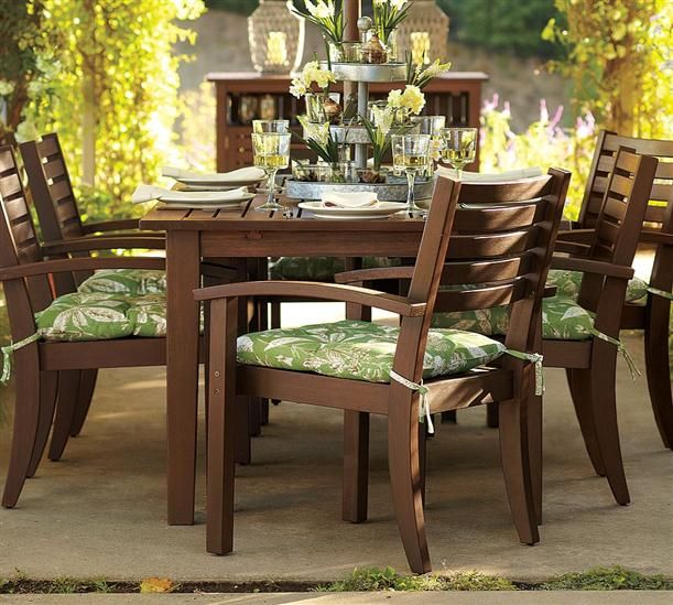 Outdoor Wood Dining Tables Outdoor Wood Dining Tables Images