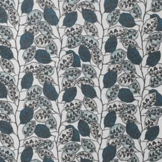 Blad Blue (swedishfabric)