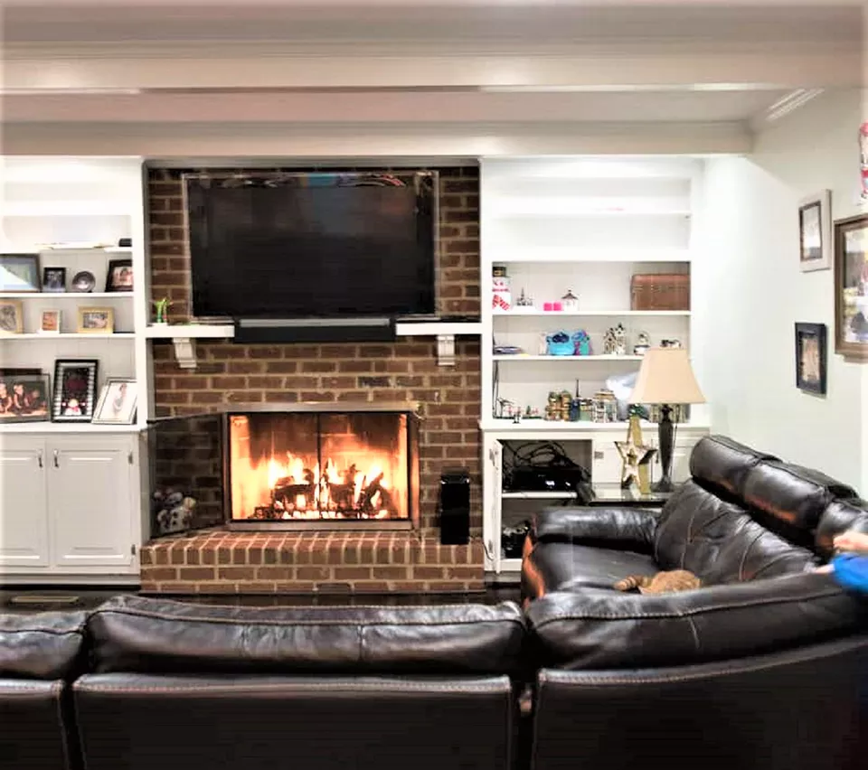 10 Incredible Before-and-After Living Room Makeovers (With ...