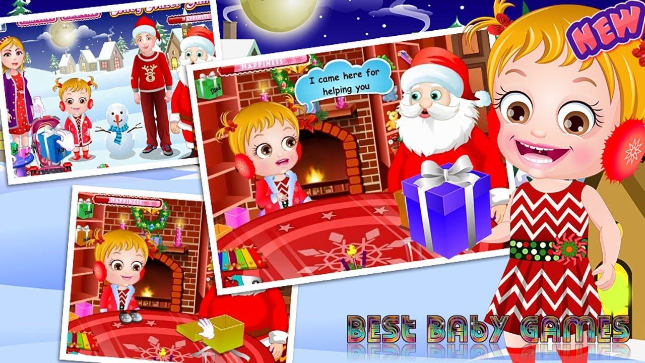 Baby Hazel Christmas Dream Best Baby Games || Baby Hazel Game Play Video https://youtu.be/BOq0V641Deg
