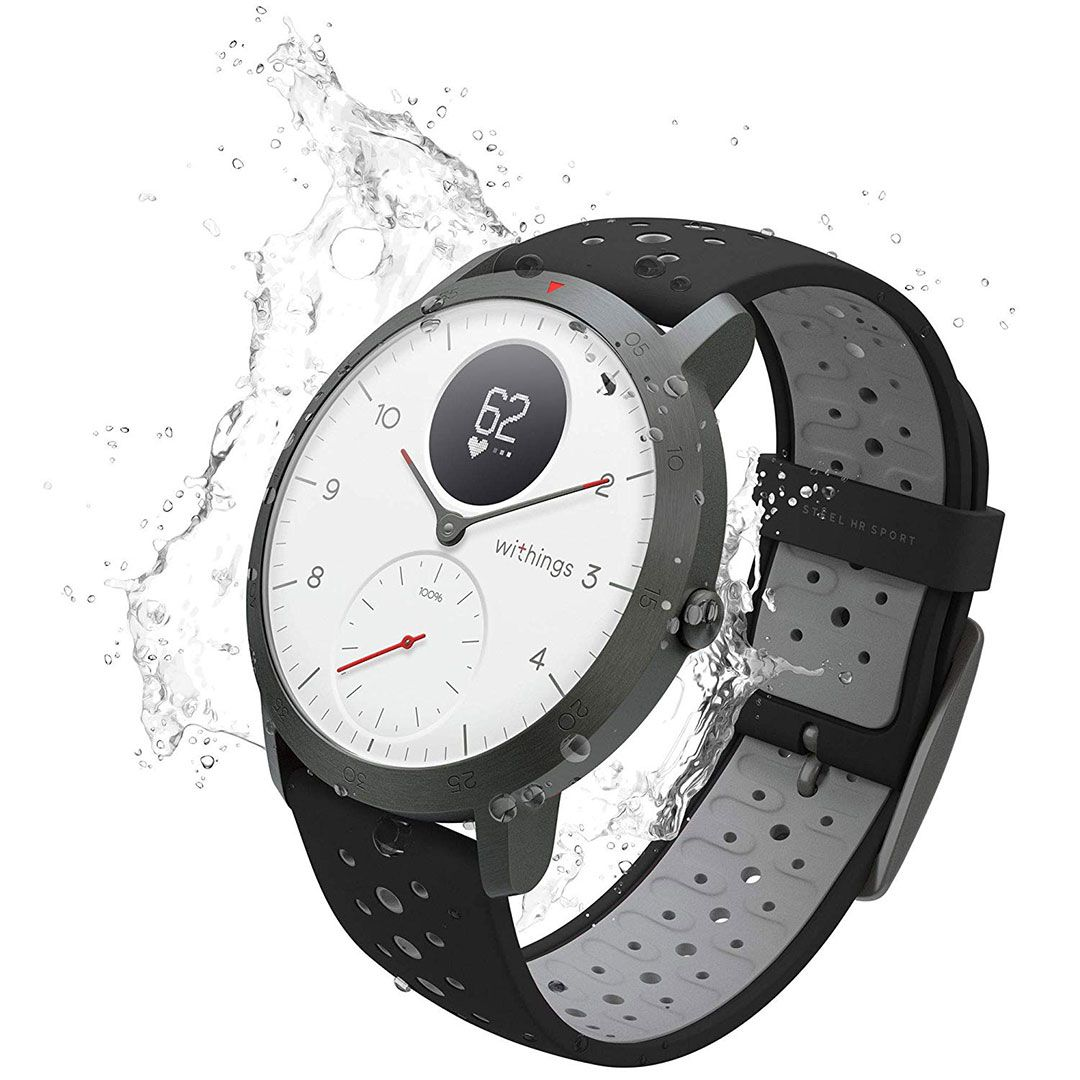 Withings Steel Hr Sport Activity Tracking Tracking Watch Sports